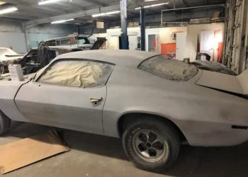 car paint at lowcountry paint, body and restoration